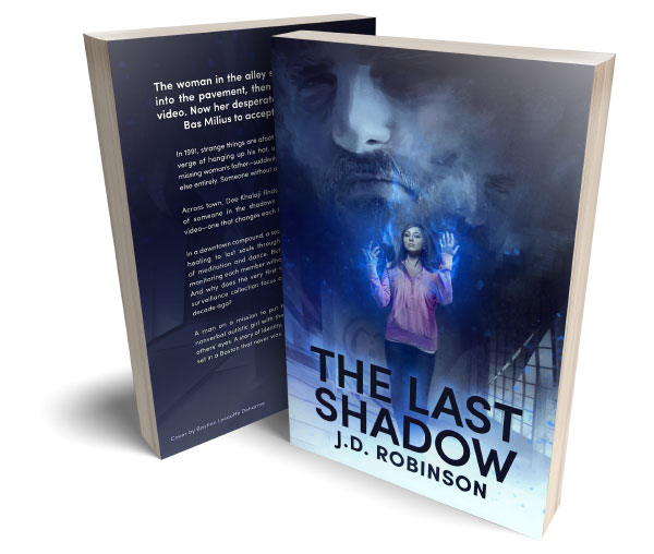 The Last Shadow book cover